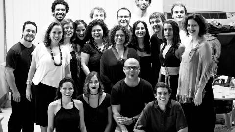 Grupo vocal Equale